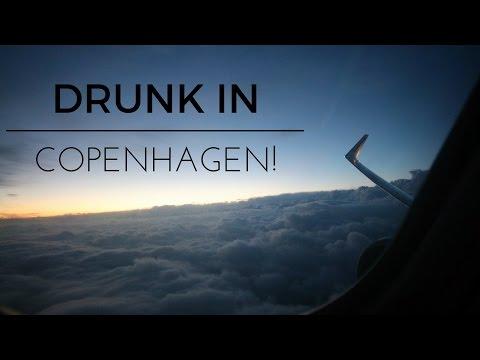 DRUNK SHENANIGANS IN DENMARK!