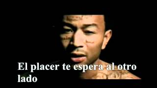 Save Room   SUBTITULADO AL ESPAÑOL   John Legend