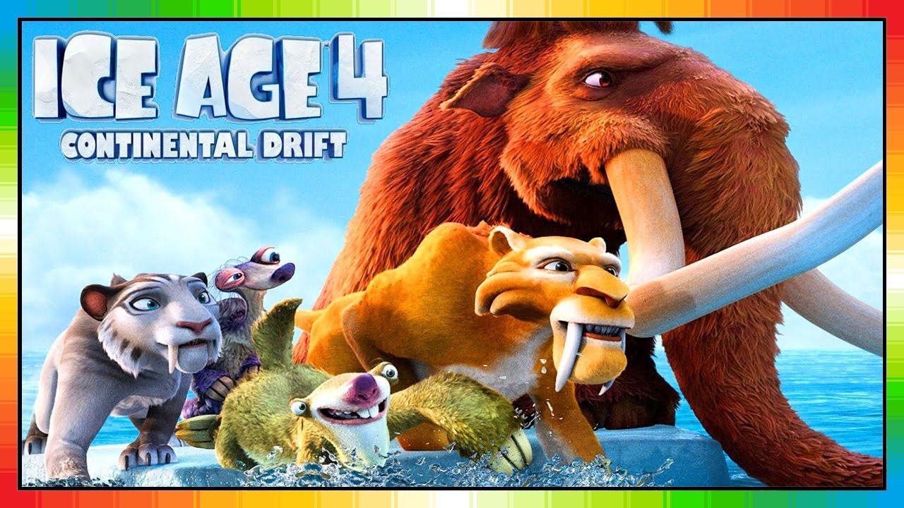 ice age 4 spiele
