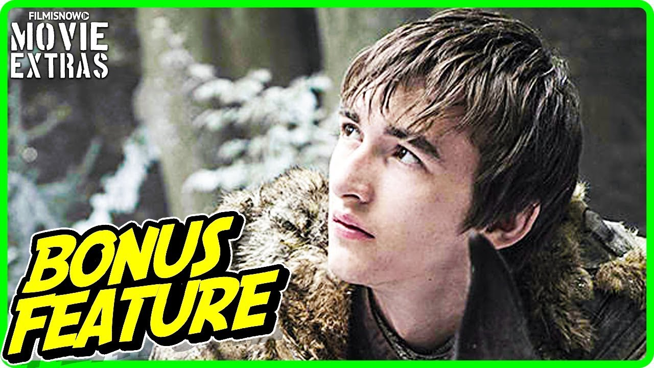 GAME OF THRONES | Isaac Hempstead Wright on Playing Bran Stark Featurette (HBO)