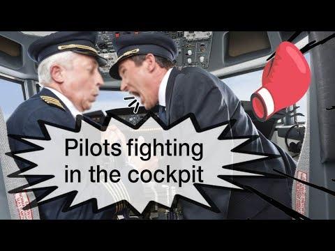 Pilots FIGHTING In The Cockpit - Mentour Pilot Explains