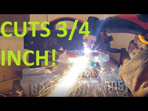 LOTOS LTP5000D Review and Cutting Test!