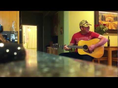 Matthew Corbett Davis LIVE acoustic cover of Noel Gallagher