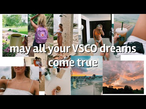 Day In The Life Of A Vsco Girl