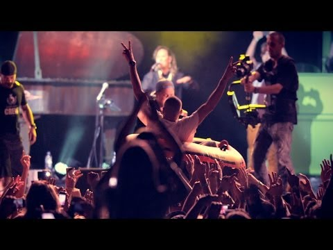 Bliss n Eso - Beatbox Band Jam (Circus Under The Stars Tour - Sydney)