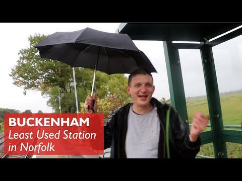 Buckenham - Least Used Station In Norfolk