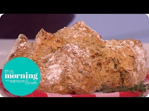 Paul Hollywood's Caramelised Soda Bread | This Morning