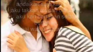 Yovie and Nuno - Manusia Biasa (HQ Audio) with lyrics
