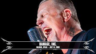 Metallica: Damage, Inc. (MetOnTour - Madrid, Spain - 2009)