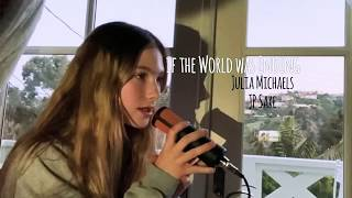 JP Saxe, Julia Michaels - If The World Was Ending - ( annelieElina )