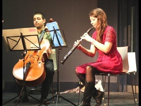 Is it possible? - Mozart's Oboe Quartet in F major, K.370 - Professor Christopher Hogwood