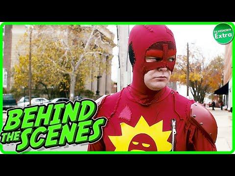 SUPER (2010) | Behind The Scenes of James Gunn Superhero Movie