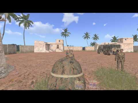 Arma 3 [Defense Training] with the 4th Marine Regiment