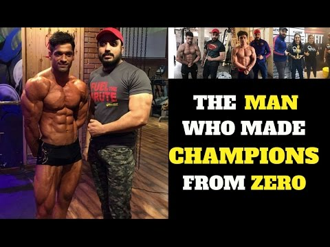 THE MAN WHO PRODUCED CHAMPIONS FROM ZERO | THE REAL DEAL OF COACHING