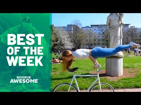 Cyr Wheels, Hula Hoop Tricks & Cardistry | Best of the Week