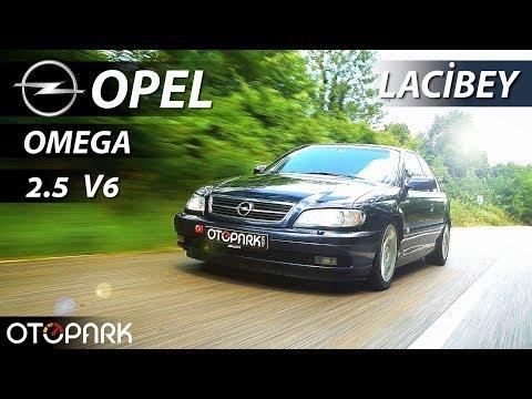 Opel Omega 2.5 V6 | Cadillac tadında Opel olur mu? | TEST