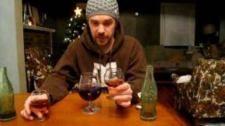 Samichlaus homebrew blending tasting and mostly-related ramblings
