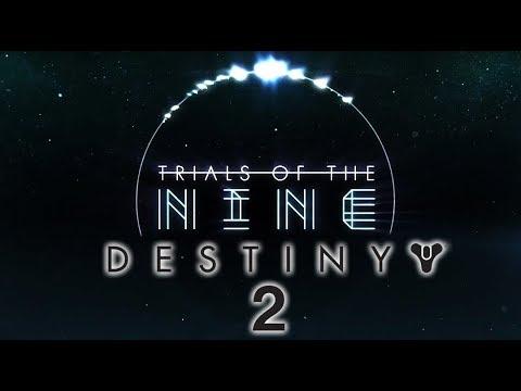 Destiny 2 | Trials Of The Nine LIVE! Let's Get It!