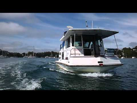 33 Vickers House Boat