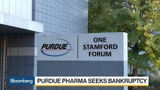 Purdue Pharma Seeks Bankruptcy Protection