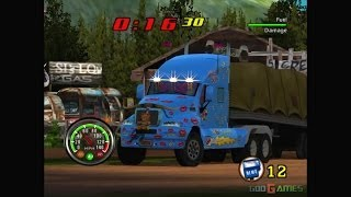 Big Mutha Truckers - Gameplay Xbox HD 720P