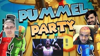 [10/4/2019] YASSUO TYLER1 TRICK2G AND VOYBOY PLAY PUMMEL PARTY