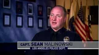 HSMI Senior Fellow Sean Malinowski - Predictive Policing