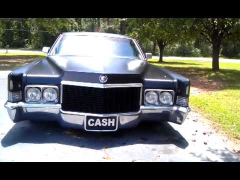 1970 Cadillac bagged - YouTube