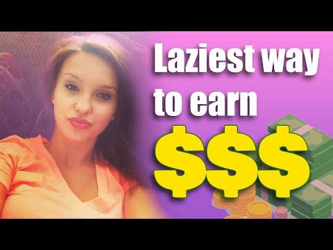 Make Money Online 2021 (Lazy Ways to Earn Money)