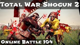 Sengoku Patchy returns in two fun Shogun 2 online battles. Enjoy!