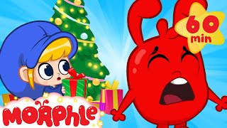 Where is Morphle's Christmas Present? - Mila and Morphle Christmas | Cartoons for Kids | Morphle TV