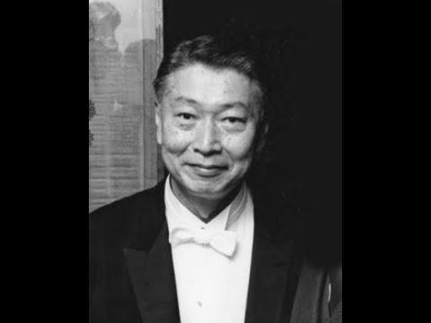 Yi-Kwei Sze sings Sarastro's arias - LIVE!