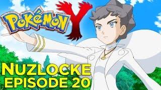 Pokémon Y Nuzlocke Challenge - Ep. 20: The End