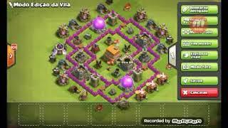Layout cv6 WAR/PUSH atualizado