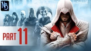 Assassin's Creed: Brotherhood Walkthrough Part 11 No Commentary