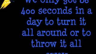 Repeat youtube video Kris Allen- Live Like We're Dying lyrics
