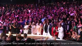 vuclip New Edition - Lifetime achievement award performance