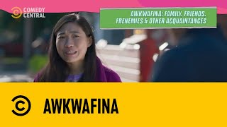Awkwafina: Family, Friends, Frenemies & Other Acquaintances