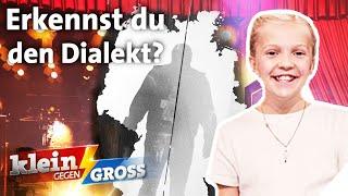 Rosalie (11) kennt alle deutschen Dialekte - kennt sich Jürgen v. d. Lippe besser aus?