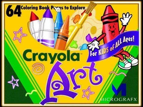 [Tin học 4]. Hướng dẫn tải và sử dụng phần mềm Crayola Art