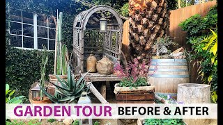 Garden Tour // April 2019