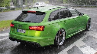 Wörthersee 2019 in the Rain | Accelerations , Bangs , Revs , ...