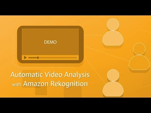 Automatically Extract Metadata with Amazon Rekognition