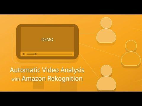 Automatically Extract Metadata with Amazon Rekognition