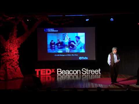 Bridging the Civil-Military Divide: Sherman Teichman at TEDxBeaconStreet