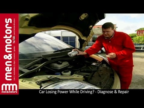Car Losing Power While Driving? - Diagnose & Repair