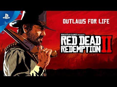 Red Dead Redemption 2 - Launch Trailer | PS4 thumbnail