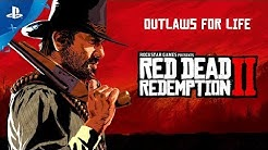 Red Dead Redemption 2 - Launch Trailer | PS4