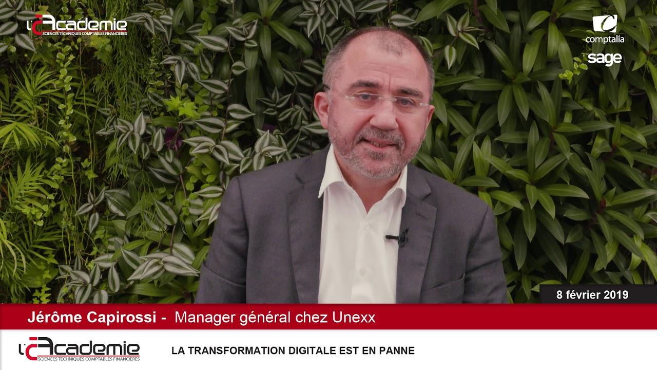 Entretiens de l'Académie : Jérôme Capirossi