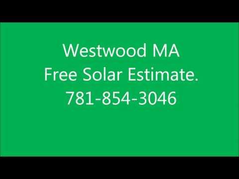 Solar Panels Westwood MA